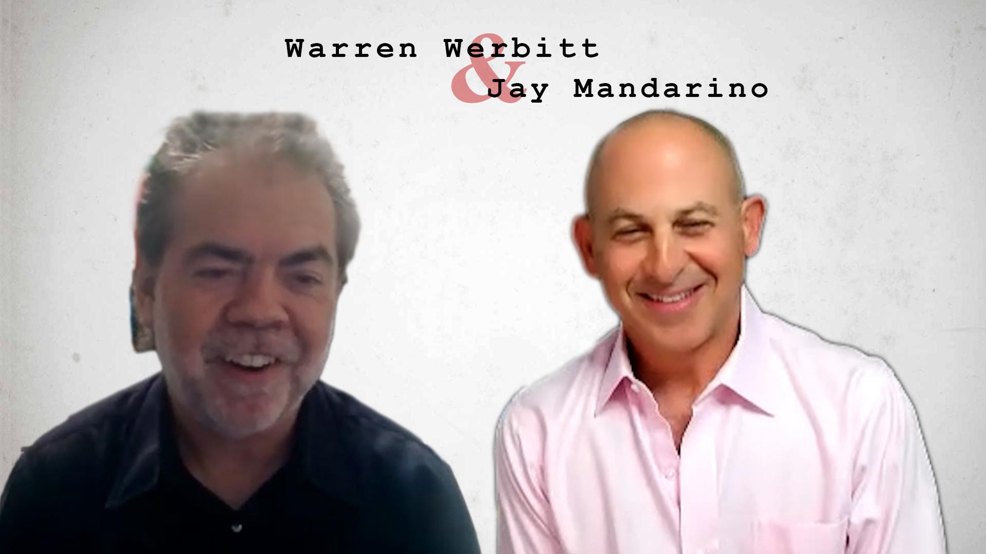 Video preview: Warren Werbitt Goes Printer to Printer with Jay Mandarino
